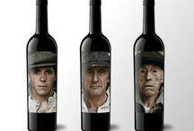 Nice wine labels / by Ward de Muynck