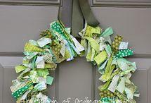 St. Patrick's Day (Food, Crafts, Decorating, Etc.) / Food, Crafts, Decorating, Etc. / by froggymama