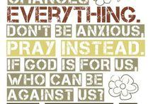 God stuff / by Casey Atkins