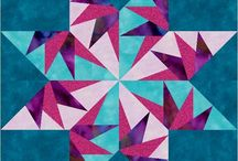 Quilting with Paper Pieces / by Rebecca Evans