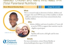 Weight / Nutrition News and Research Studies / Information, news and clinical trials (or research studies) about weight and nutrition from Cincinnati Children's. / by Cincinnati Children's Clinical Research Studies