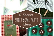 Super Bowl party / by Amanda Gafford