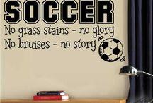 Soccer ⚽️ / by Alaina Donadio