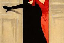 fashion illustrators / all the fashion illustrators I keep finding / by Ms. RAD