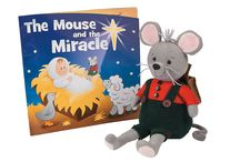 Miracle Mouse / A fun holiday tradition to start with your family to teach and share the good news of the true reason for the Christmas season! Place a note in the mouse's backpack explaining that each day he will move throughout your home with messages about giving and sharing. Year after year, kids will look forward to the day the mouse makes his first annual appearance!  / by Oriental Trading Company