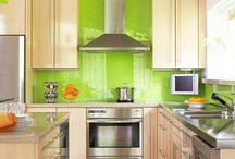 Ideas - Kitchen / by Thea Muller