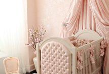 Girl nursery / by Courtney Johnson