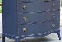 Painted Furniture / by Cici