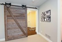 my barn door obsession / by No. 29 Design