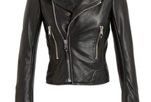 leather coats ,boots  bags !  lov  / by Pam Thompson-Reed