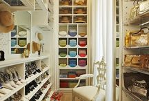 Closets/Organization / by Curating Lovely