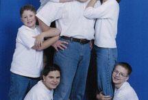 Awkward family photos / by Kimberly Hammon