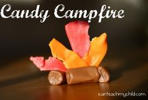 Camping Activities / by Jenae {I Can Teach My Child!}