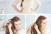 Hair ideas!!!! / by Erin Carraher