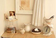 repurposed items / by Sherry Ruark Mihalovich