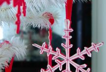Christmas Snowflakes / by Melody Scoggins