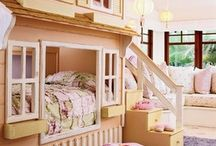 Bedrooms / by Judy Dale