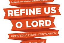 All Things 2013 IAHE Convention  / May 31 - June 1, 2013, Indiana State Fairgrounds / by IAHE Indiana Association of Home Educators