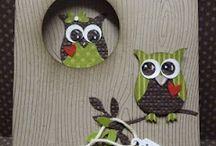 Owl builder punch / by Kaye Whiteman