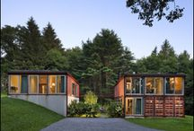 My Container Home / by PC Drew