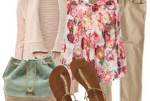 Spring outfits ~ Spring Fashion / Collection of Spring outfits/Spring Fashion / by MijoRecipes