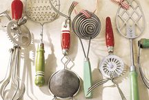 Kitchen items I love / by Isabelle - Romantic at Heart