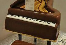 Piano Cakes / by Yuki Nishizawa