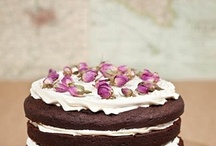 Unfrosted, naked cakes.. 'Cos imperfection is beauty.... / by Siti Nur Azlin