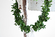"Gardener's Christmas / ""let heaven and nature sing"" / by Jenn Tavoletti"