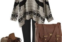 Outfits for School / by Katie McCleskey