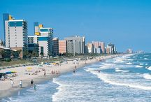 Myrtle Beach / Family Day getaway to the sunny south! / by McCoy Tours