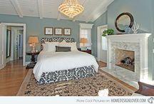 master bedroom / by Kaitlin Huber