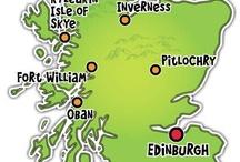 Scotland / by Robyn Knibbs