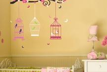 Baby Rooms - Nurseries / by Constance Rabie