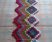 Things I must Crochet! / by Julia Harrold