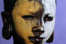 FACES OF THE WORLD  / by Diane Patracuola