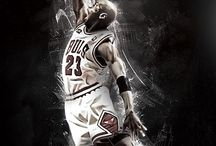 Michael Jordan / by fredrick cornelius