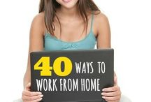 Work from Home / by Jamie Kling