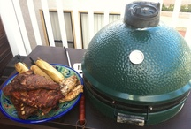 Reeder's Big Green Egg! / by Russell Reeder