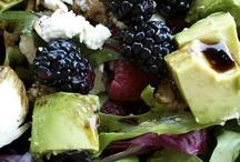 Salads / by Janice-Bob Ottley