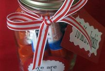 Teacher gifts / by Tonii Johnson