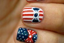 Polished Fingernails & Polished Toes / Nails / by John Mullinix