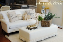 Slipcovers / by Creating at Home
