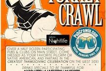 Pub Crawl Events / by Pubcrawls. com