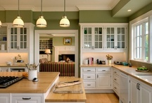 Home Ideas / Large scale ideas for the home both inside and out. / by Allisa Blackburn SLP