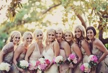 Wedding Party Style / by Rebecca - Ideal Events & Design
