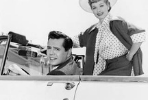 Lucy and desi ❤️ / Greatest love story ever (my lucille ball board is too big) / by Taylor