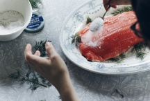 Festa dei sette pesci - Fish & Seafood / by The Cereal Diner