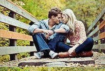 Engagement photos :) / by Hannah Kohler