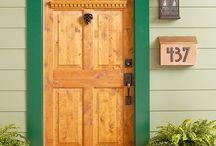 Doors, Gates, Etc. / by Kay Nabors